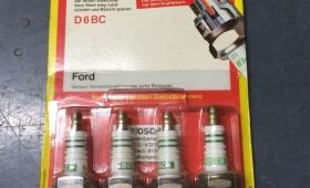 Zündkerzen Bosch Super D6BC